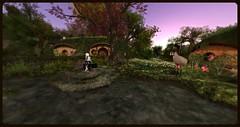 Duck Pond (Ima Peccable) Tags: secondlife hobbits shire duckssecondliferegiontheshiresecondlifeparceltheshireahomelysliceofmiddleearthsecondlifex197secondlifey195secondlifez16