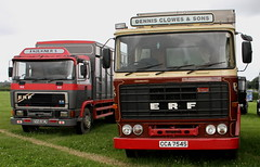 ERF 's M & E Kelsall Show Frank Hilton  IMG_3136 (Frank Hilton.) Tags: pictures bus classic car truck vintage bedford photos lorry trucks erf morris tractors albion commercials classis foden atkinson aec fergy