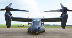 Bell Boeing CV-22 Osprey (Snapshooter46) Tags: airshow cambridgeshire osprey stol vtol militaryaircraft iwmduxford bellboeingcv22