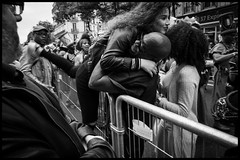 Jump the fence (GioMagPhotographer) Tags: paris france girl jump ricohgr paristropicalcarnival2016
