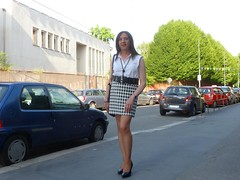 Milan - Via Anfossi (Alessia Cross) Tags: tgirl transgender transvestite crossdresser travestito