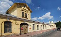 DSCF8310-8311-1 (elenapopkova) Tags: architecture saintpetersburg barracks militaryhistory    cavalryregiment