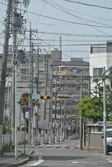 nagoya15443 (tanayan) Tags: road street urban japan town alley nikon cityscape nagoya   aichi j1