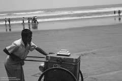 Working People (IamMinhaj) Tags: sea beach nature water landscape tour bangladesh bayofbengal coxsbazar ourdoor worldslongestbeach longestbeach