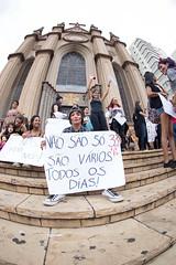 """""""Por todas elas"""" (simone_dib) Tags: church mulher luta feminista manifestacao direitosiguais marchadasvadias portodaselas"""