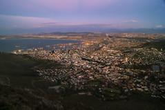 Tiny CapeTown (MannyNyf) Tags: city cityscape capetown lionshead tiltshift