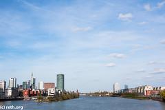 (der-kruemel) Tags: skyline canon eos main 24mm westhafen westhafentower frankfurtammain mainufer gerippte 70d canoneos70d canon24mmf28stm