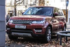Russia (Kaliningrad) - Land Rover Range Rover Sport (PrincepsLS) Tags: berlin sport germany russia plate rover license land russian range 39 spotting kaliningrad oblast kaliningradskaya