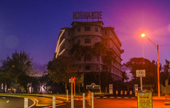 The Normandie Hotel (www78) Tags: de puerto hotel puerta san juan rico normandie tierra