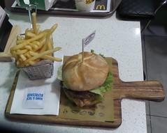 McDonald's Create Your Taste (hytam2) Tags: restaurant fastfood australia mcdonalds biscuit aussie wafer ginormous macca bigburger bigm angusbeef createyourtaste