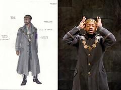 Macbeth--regal look
