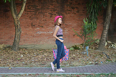 Trice Nagusara (Trice Nagusara) Tags: pink summer look hat fashion female aztec feminine hats style clio blogger sneakers jeans looks styles denim casual chic hm handbag cardigan petite sporty petites trice keds fashionable pinkhat lapetite femininity lookbook forever21 casualday f21 pinksneakers bobson denimjeans denimpants ootd croppedtop smaccessories casualstyle sportycasual kedssneakers fashionblogger casualoutfit aztecprint petitestyle fashionbloggerinmanila styleforpetite styleforpetites tricenagusara petiteblogger fashionbloggermanila petitestyles bobsonjeans lapetitetrice casualootd sephtrice sephcham sephchamtricenagusara tricenagusarasephcham triceseph josephcham clioph