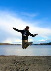 Thank God It's Friday (Explore 2015-04-25) (nillamaria) Tags: happy jump glad tgif hopp uppåt uppat fotosondag fs150426