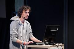 "Presentation 'DX11 Rendering in 50 mins' (node-forum) Tags: frankfurt presentation day3 lecture node 2015 naxoshalle vvvv node15 ""nodeforumfordigitalarts"" ""dx11renderingin50mins"" ""jullienvulliet"" ""photonemanjaknezevic"" ""ofpatchesandprojects"""