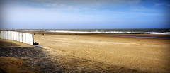 3214 (roberke) Tags: sky beach water clouds strand sand belgium noordzee wolken westvlaanderen northsea oostende flanders zand