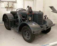RAF Tug (MJ_100) Tags: museum aircraft vehicle tug cosford royalairforce rafmuseum