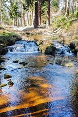 sunlight | cragside (John FotoHouse) Tags: color colour water flickr fuji slow northumberland northumbria nationaltrust johndolan cragside dolan 2015 leedsflickrgroup johnfotohouse copyrightjdolan fujifilmx100s