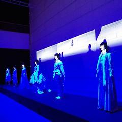 #山口小夜子 #東京都現代美術館 perfumeではありません