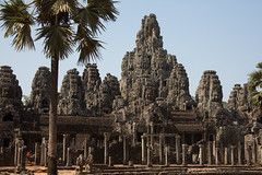 The Bayon at Angkor Thom (Ring a Ding Ding) Tags: heritage canon temple cambodia faces stonecarving unescoworldheritagesite siemreap thebayon hinduism angkorthom ancientcivilisations jayavarmanvii krongsiemreap