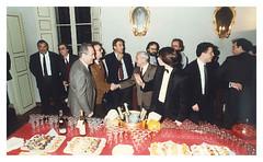 1992 inaugurazione della sede di Faenza