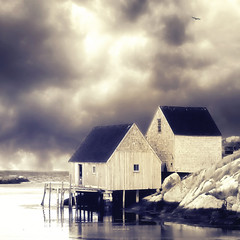 the witnesses (les temoins) (patrice ouellet (OFF)) Tags: peggyscove witnesses lestmoins patricephotographiste