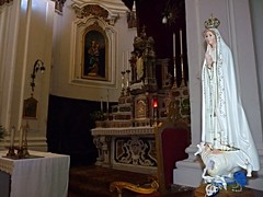Graniti (Me) - Chiesa San Basilio Magno