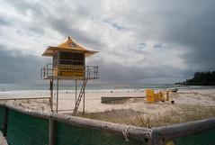 Kirra Beach (j-riviere) Tags: sea beach nature australia lifeguard queensland kirrabeach leicam8