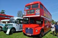 RML2620 NML620E (PD3.) Tags: uk england bus london buses festival truck transport hampshire lorry trucks routemaster basingstoke lorries nml aec hants metroline rml 2620 thorneycroft 620e nml620e rml2620