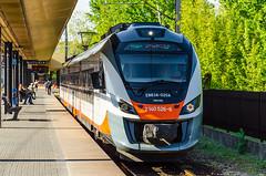 EN63A-020 (patryk93) Tags: train impuls czstochowa witokrzyskie d2961 przewozyregionalne woszczowa d291 pkpplk en63a en63a020 r42309