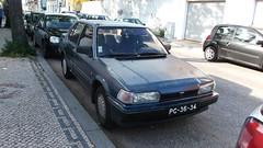 1988 Rover 213 SE (Nutrilo) Tags: se 1988 rover 213