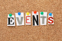 Events (nathalie.rinehardt) Tags: magazine word calendar notice time cut whats background cork board diary events letters performance pins line announcement celebration entertainment management planning convention conference push phrase dates making current bulletin decision itinerary milestones affairs