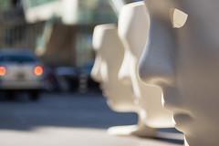 The street gang (tom.leuzi) Tags: street leica light shadow sun white eye face car vintage schweiz switzerland chair gesicht dof bokeh outoffocus bern sonne berne schatten auge 125mm stuhl 1953 hektor explored manualfocuslens aarbergergasse canoneos6d leitzwetzlarhektor125cmf25from1953