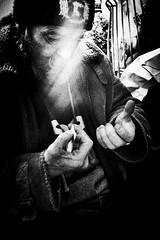 People in the street (KATANGA67) Tags: street people urban bw paris contrast photography photo blackwhite noiretblanc photos streetphotography nb parisienne x100 parisiens stphotographia fujifilmx100 fujix100
