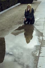 L e d u c (DANG3Rphotos) Tags: madrid life camera portrait woman inspiration cute art love girl look this mirror photo spain agua nikon women artist foto shot photos creative like style vision fotografia imagen ver 2015 creativo nikonista d7100 dang3r dang3rphotos