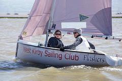 DSC07625-e.jpg (Mac'sPlace) Tags: west club kirby sailing racing firefly dinghy westkirby 2016 wilsontrophy wksc