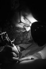 Tattoo (Zuriel.Escobedo) Tags: art tattoo expo retrato tatuaje indeleble