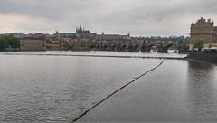 Prague (simulated_dreams) Tags: bridge river prague praha praskhrad charlesbridge karluvmost praguecastle voltva