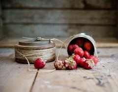 Strawberry season (jmary124) Tags: stilllife fruit strawberries