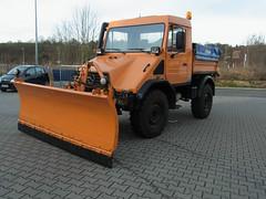 MB Unimog U90 (Vehicle Tim) Tags: truck mercedes kipper mb unimog fahrzeug lkw schneepflug komunal