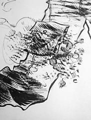 bang! (fixionauta) Tags: sketch sketchbook canson brushpen pentel fixionauta
