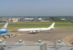 HiFly Malta Airbus A340 9H-TQM (op for Surnam Airways) Amsterdam Schiphol Airport webcam capture (AirportWebcams.net) Tags: amsterdam for webcam airport malta airbus op airways capture schiphol ams a340 eham hifly surnam 9htqm