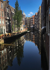 Amsterdam by day (58lilu58) Tags: city panorama holland water amsterdam landscape canal strada nederland ponte vista acqua riflessi arco architettura olanda canale citt reflexes sullacqua