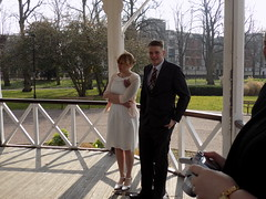 Our Wedding day. (Natasha'sWORLD) Tags: strathdee wedding chapelfield norfolk registry office norwich 21st march 2016 mr mrs love