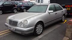 1997 Mercedes E280 Classic Auto W210 (micrak10) Tags: auto classic mercedes w210 e280