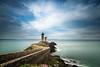 Petit Minou (Tony N.) Tags: france bretagne finistère brest pharedupetitminou phare lighthouse petitminou poselongue longexposure sea mer nuages clouds d810 nikkor1635f4 vanguard