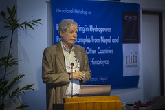 International Workshop on Benefit Sharing in Hydropower: Examples from Nepal and implications for other countries in the Hindu Kush Himalayas (ICIMOD.Gallery) Tags: nepal mountain hkh icimod jitucha benefitsharing jitendrarajbajracharya