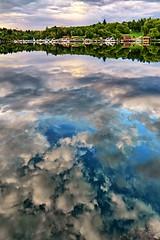 Ryksund, Norway (Vest der ute) Tags: seascape norway clouds reflections boats mirror earlymorning rogaland fav25 fav200 g7x ryksund