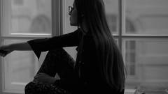(romanremi95) Tags: 50mm d750 nikon cute girl portrait people blackandwhite blackwhite 16x9