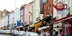Portobello Road (lookaroundandsee) Tags: london nottinghill potobello shopping