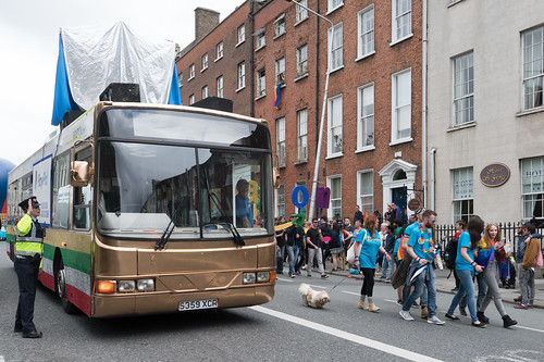 PRIDE PARADE AND FESTIVAL [DUBLIN 2016]-118179